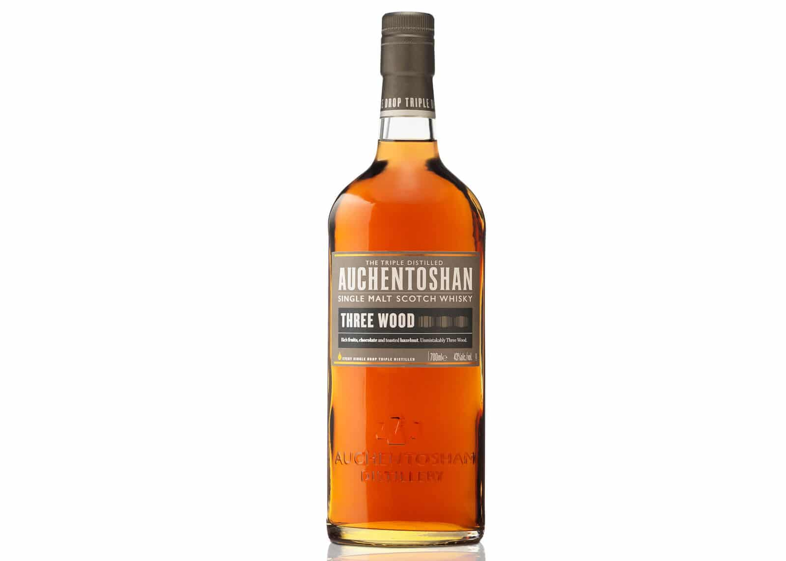 Auchentoshan-Three-Wood