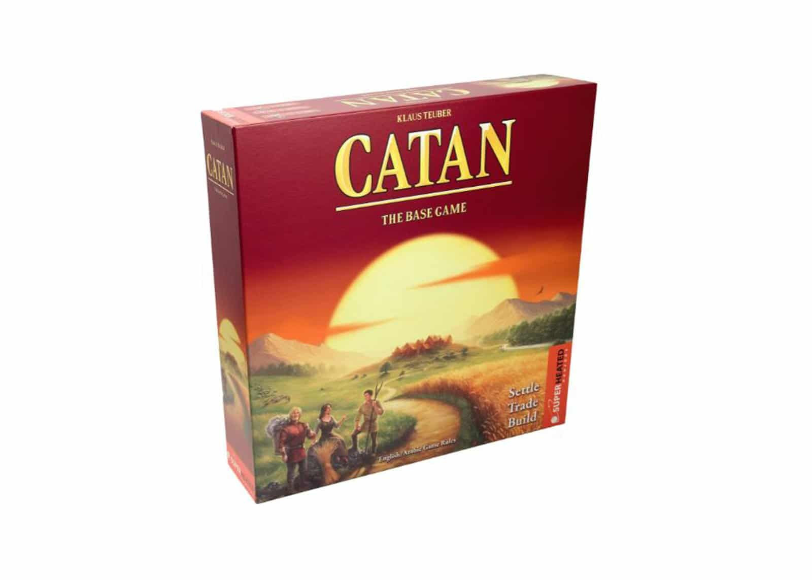 Catan-Base-Game