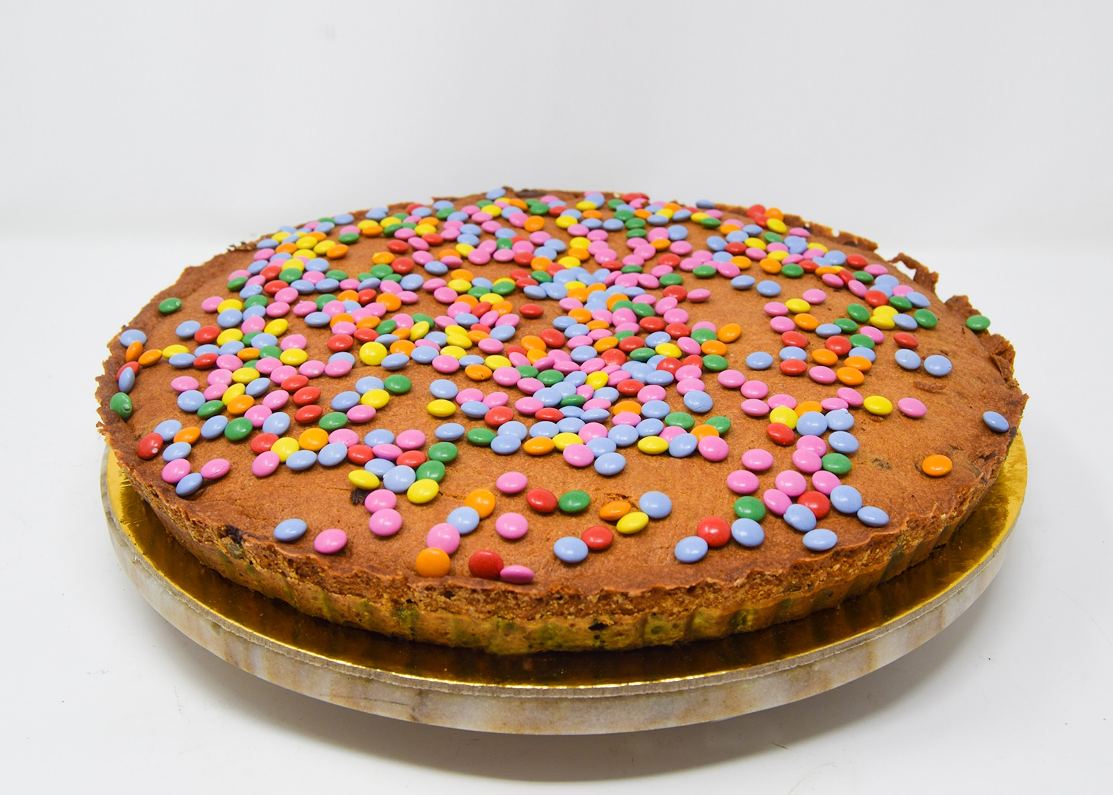 Brookie with Smarties