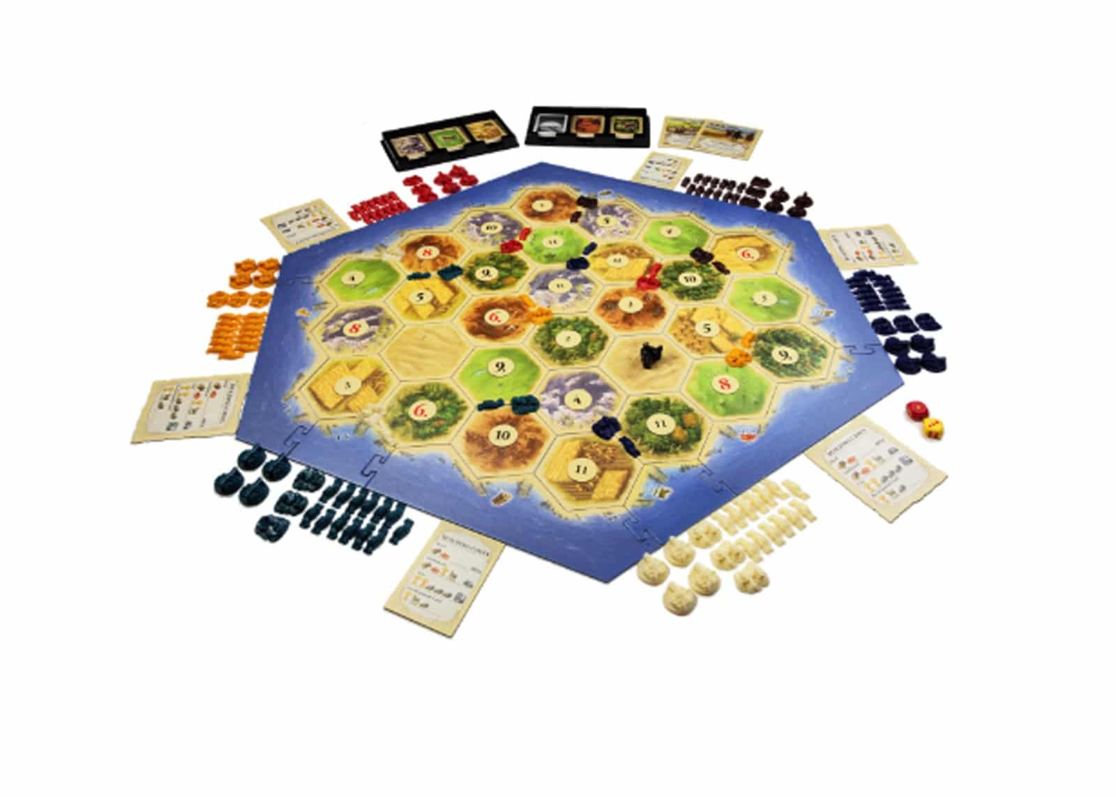 Catan-Base-Game-Extension