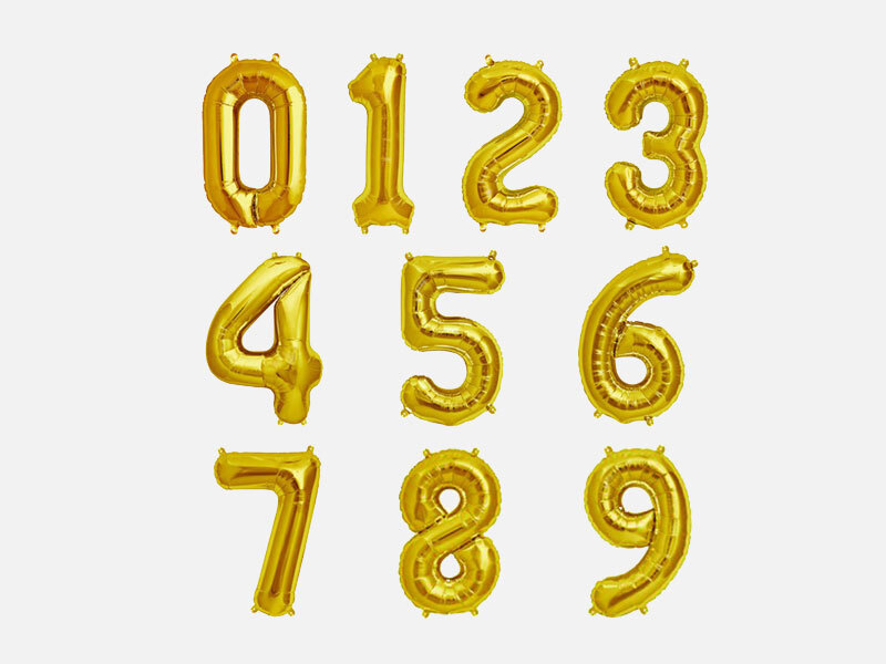 all numbers