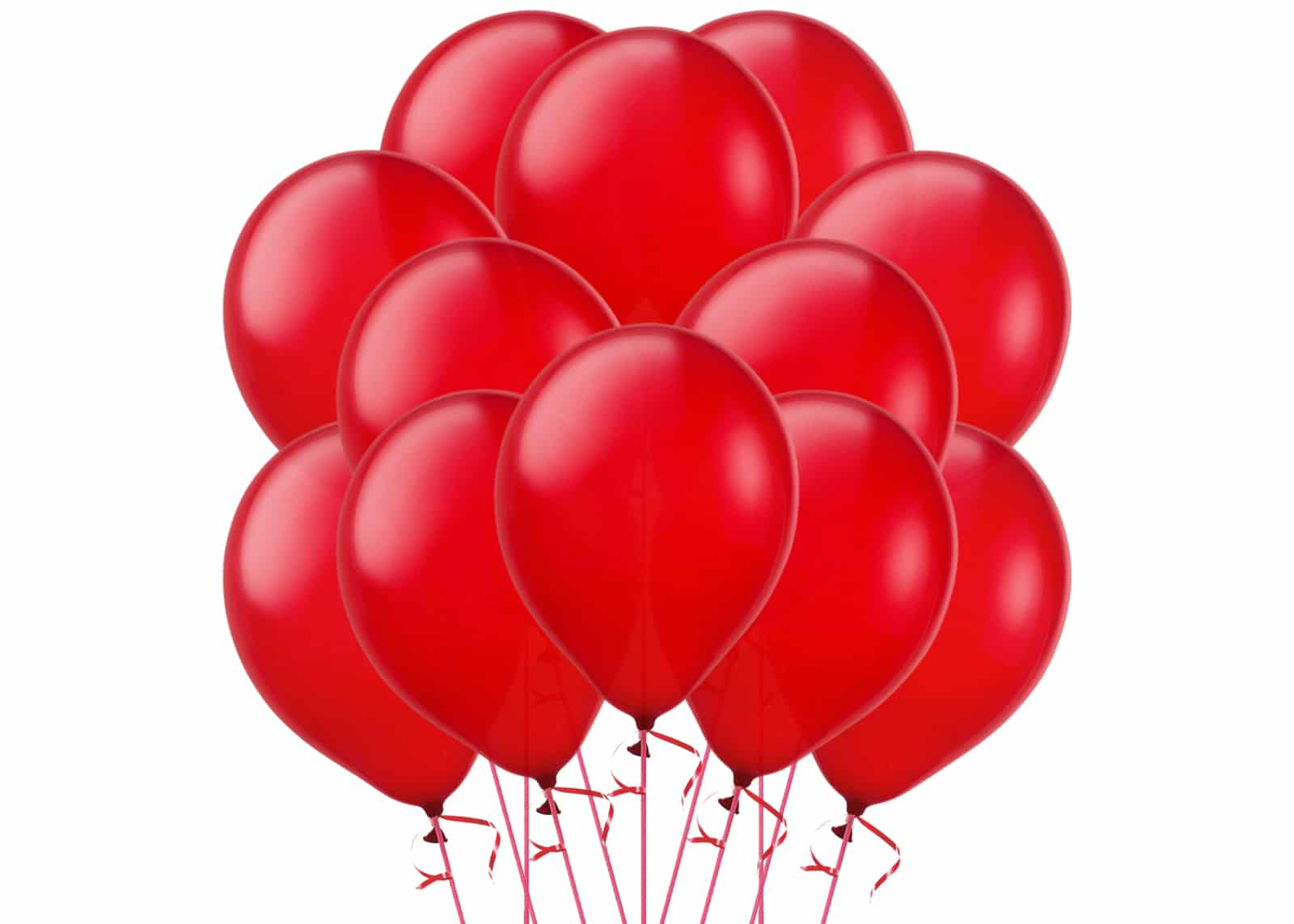 12 Red Balloons