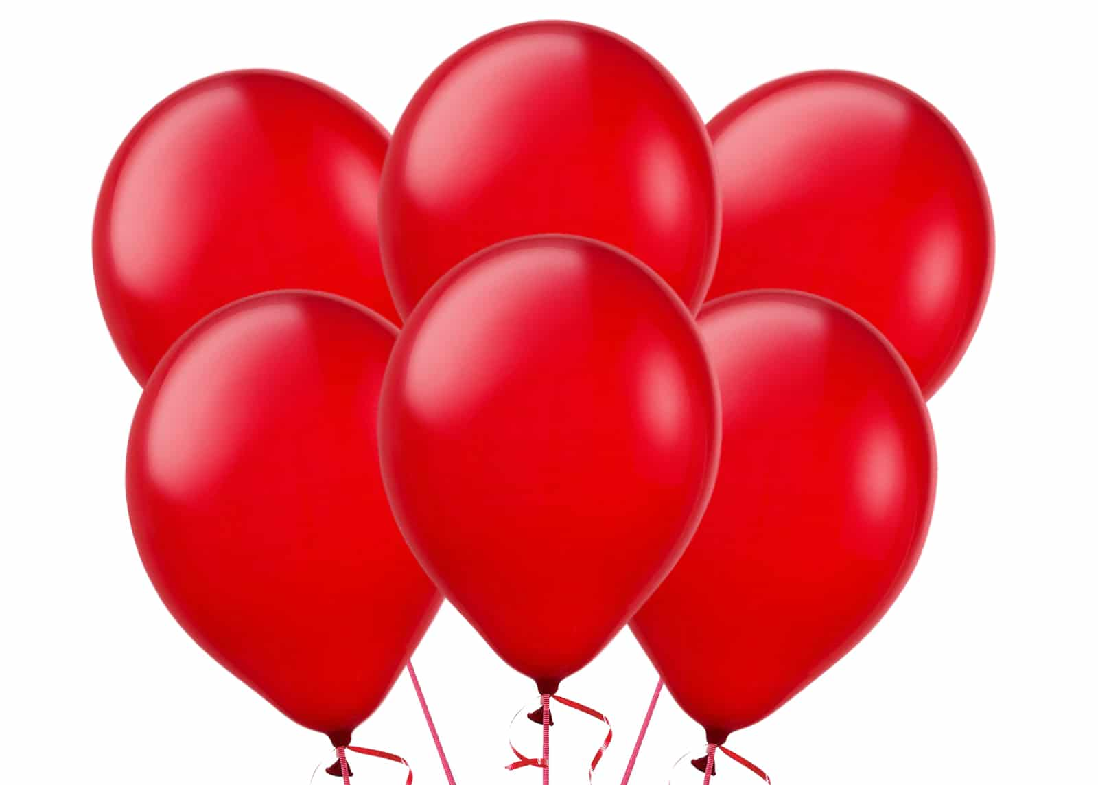 Red Balloon Bouquet