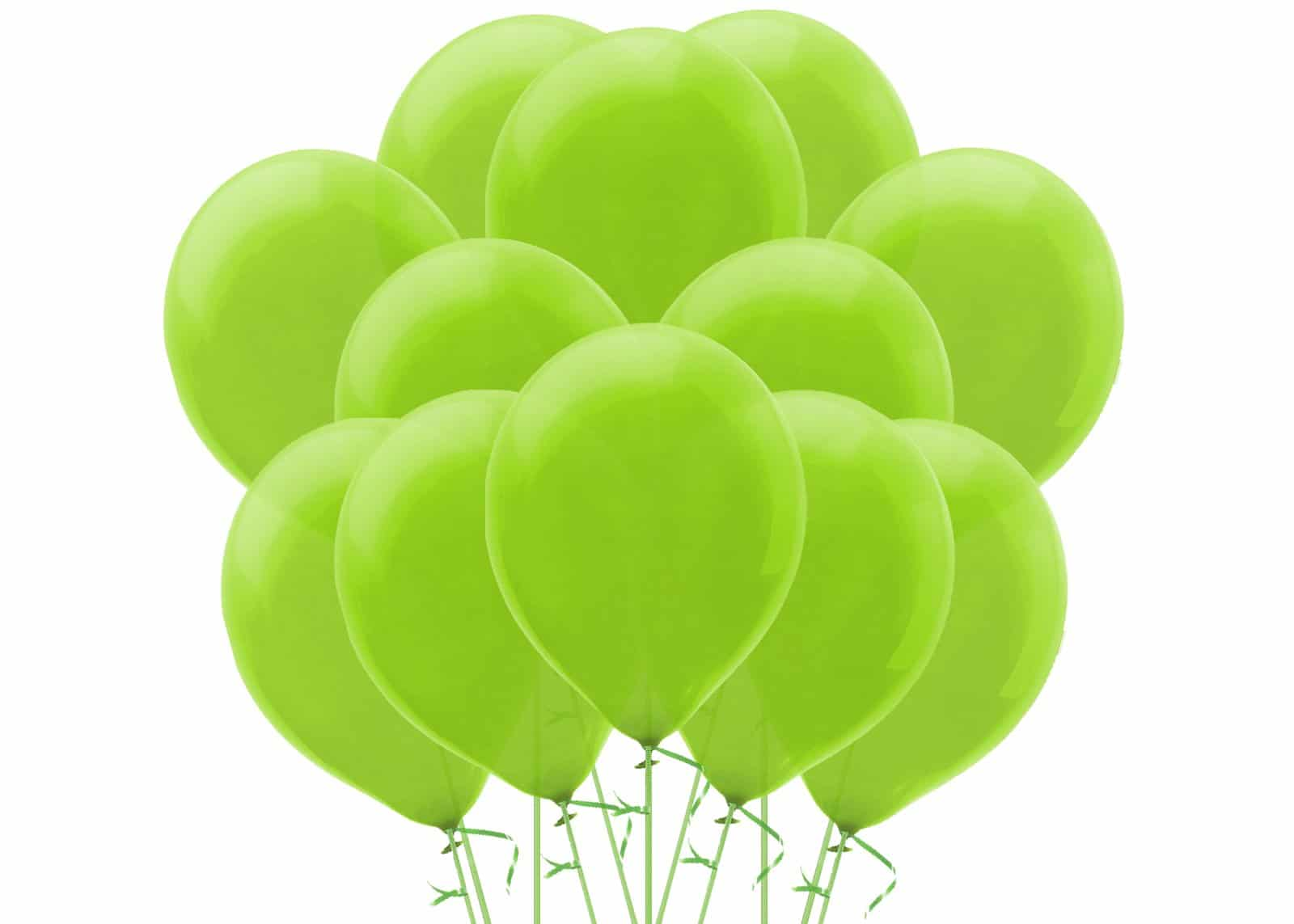 Green-Balloon-Bouquet