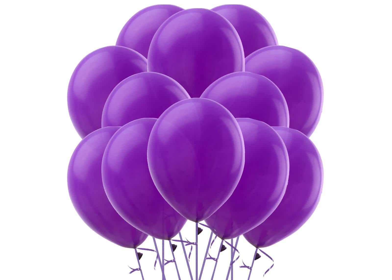 Purple-Balloon-Bouquet
