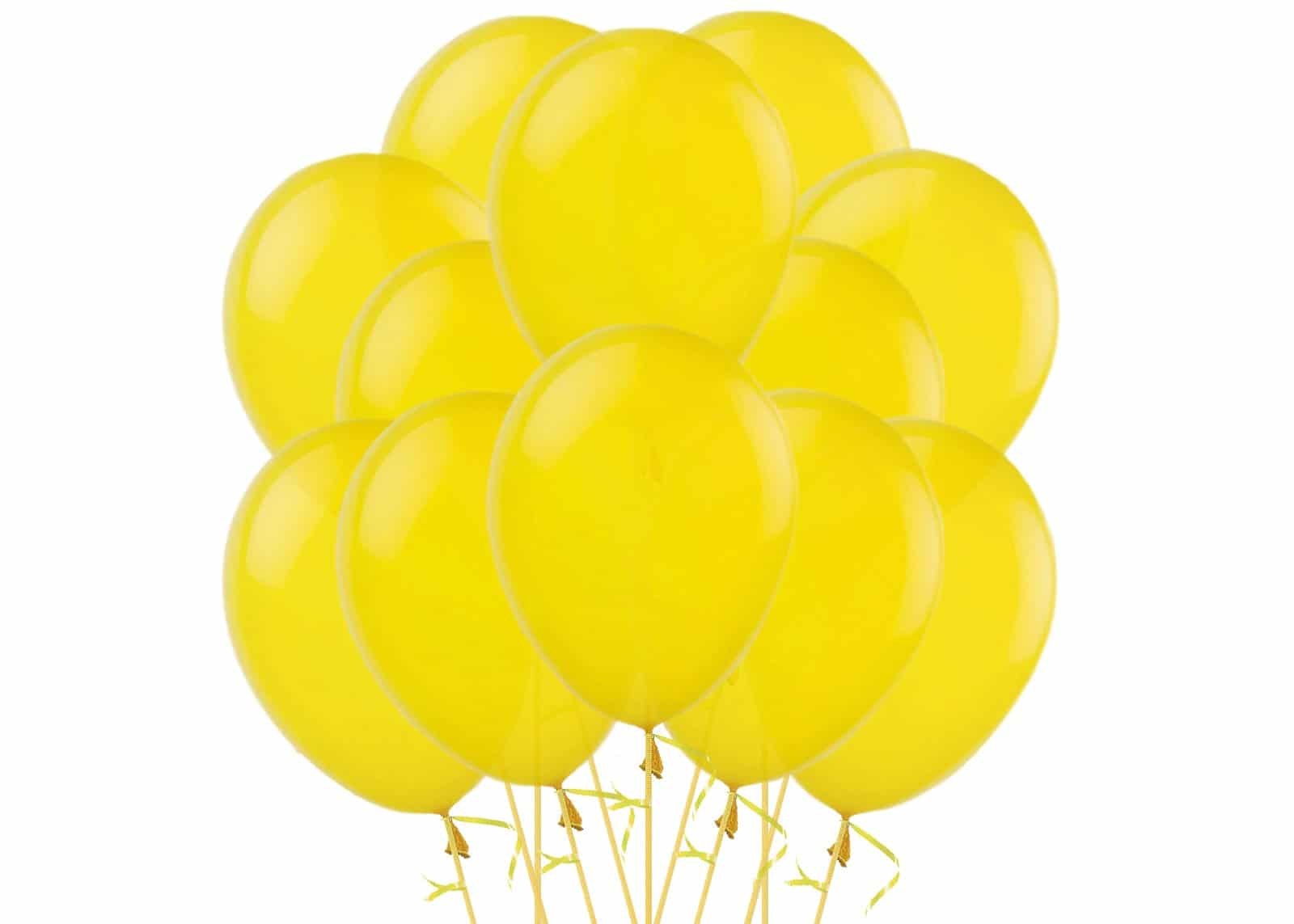 Yellow-Balloon-Bouquet