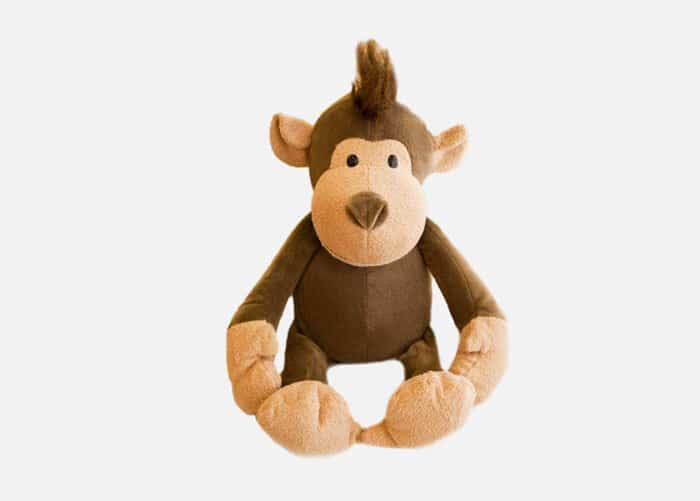 Stuffed Plush Cartoon Monkey Toy