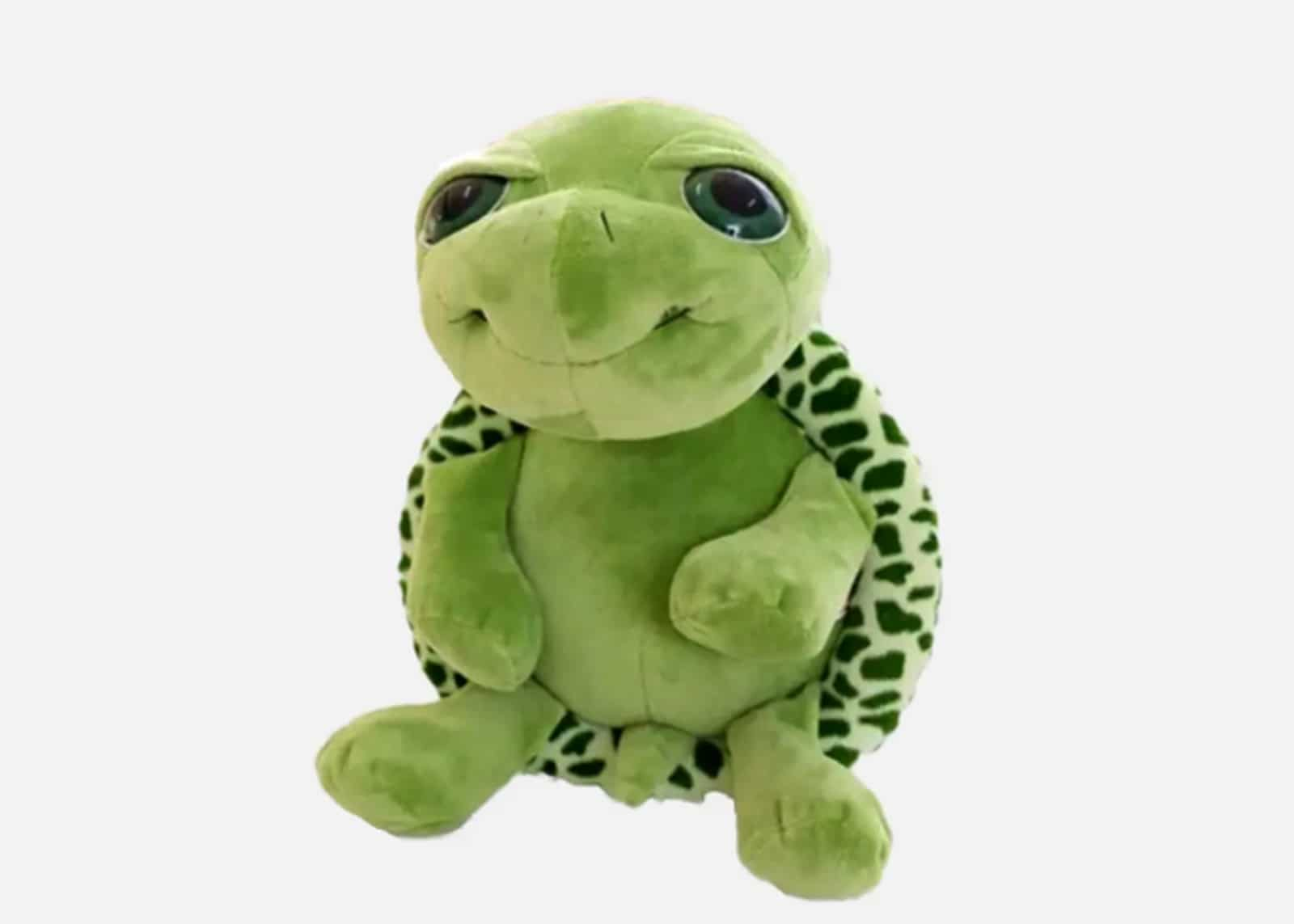 Stuffed-Plush-Cartoon-Turtle-Toy