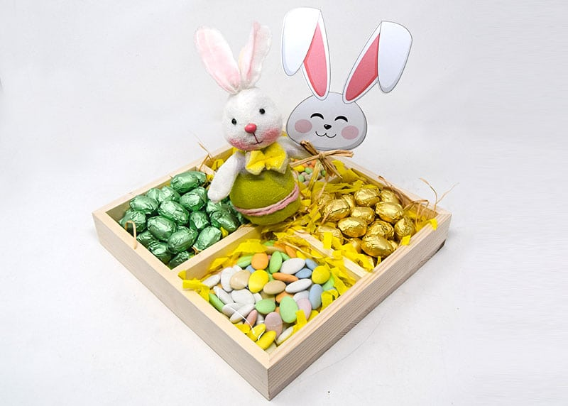 Did Some Bunny Say Chocolate? - Gift Box