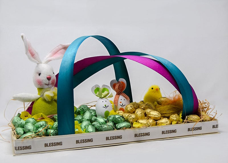 Enchanted Easter - Chocolate Tray