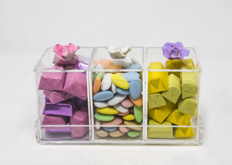 Spring Beauty - Chocolate Gift Set of 3
