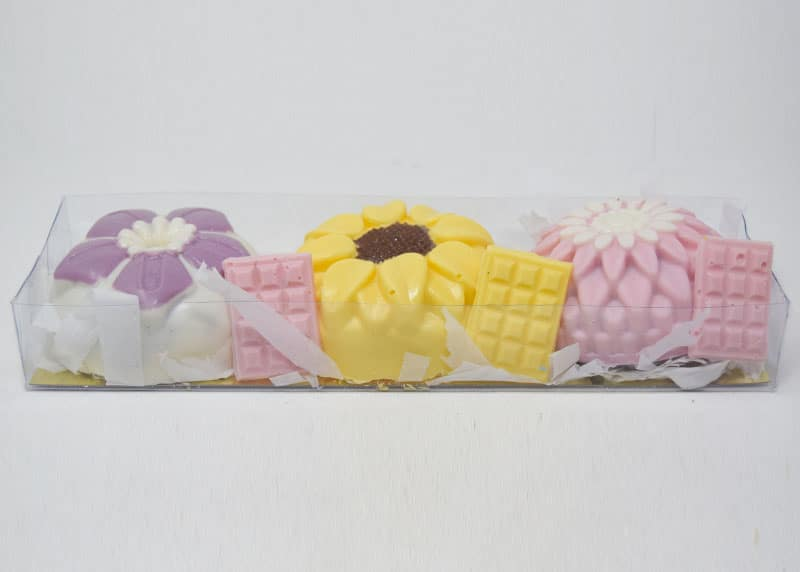 Blossoming Cakesicles 1