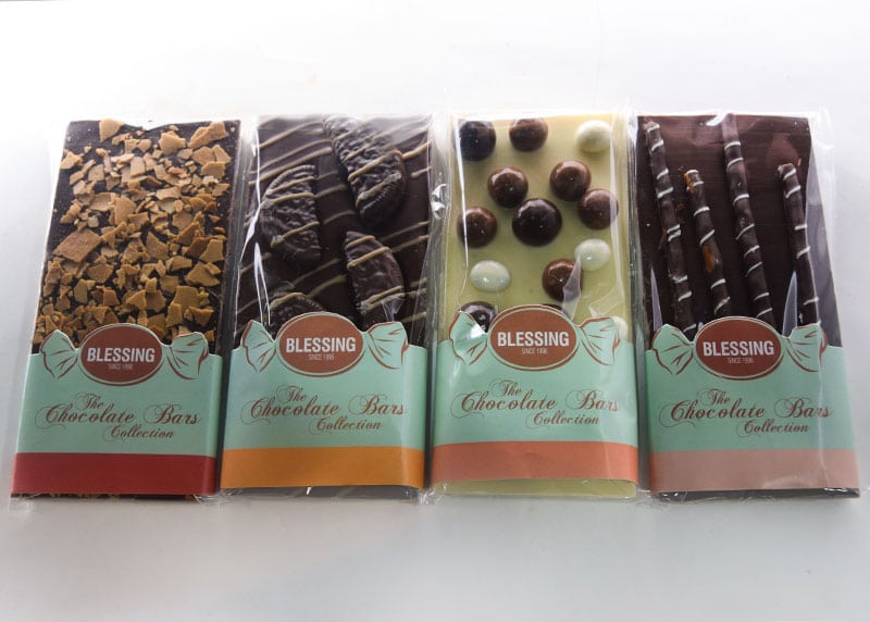 Chocolate Addict Bundle – 4 Gourmet Chocolate Bars