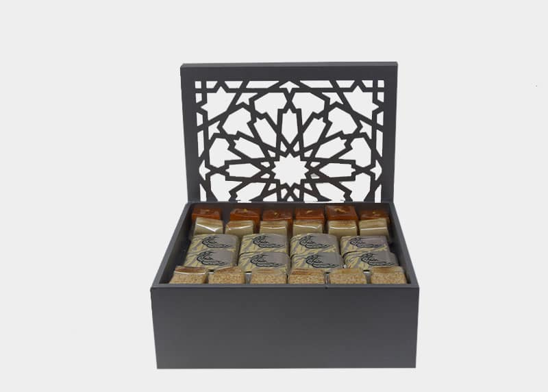 Sweet in Silver - Assorted Sweets Box