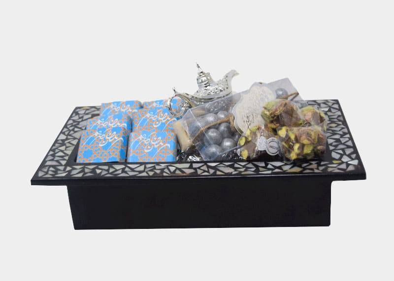 Arabesque - Assorted Sweets Tray