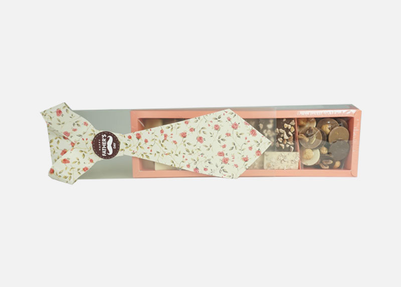 Tie-rrefic Dad - Chocolate Gift