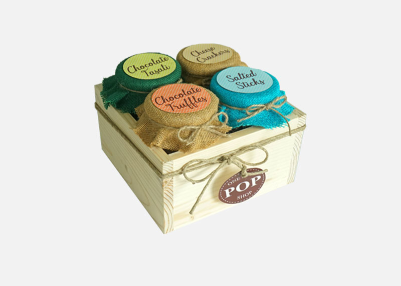 One Stop Pop Shop - Sweet & Sour Gift Box